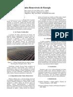 Artigo - Fontes Renováveis de Energia
