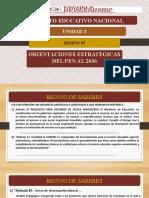 PPTs UNIDAD 2 - SESIÓN 05 - PEN