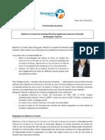 Béatrice Le Fouest est nommée Directrice égalité des chances et diversité de Bouygues Telecom