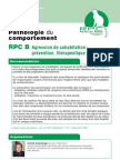 Pathologie du comportement