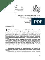 Eduardo Téllez - De Incas, Picones y Promaucaes. El Derrumbe de La 'Frontera' Salvaje en El Confín Austral Del Collasuyo