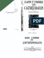 Dans l'Ombre Des Cathedrales - Robert Ambelain