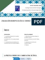 evaluacion neuropsicologica forense COPmurcia 27nov2020 version alumnos
