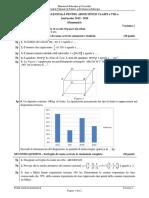 En Matematica 2020 Var 01 LIT