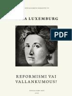 Rosa_Luxemburg_-_Reformismi_vai_vallankumous
