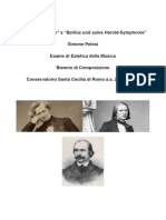 "Simone Pelosi - Da ""Harold en Italie"" a ""Berlioz und seine Harold-Symphonie"""