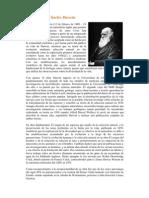 Biografía de Charles Darwin