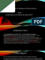 Signalisation et réseaux intelligents