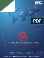 Appel à Communication ICDIP2021