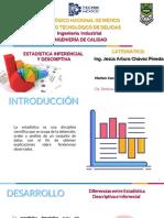 Marian Rivas - Estadística Descriptiva e Inferencial