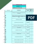 Gestão de EPIs - Tarefas e Atividades do ATP-BM-SMS versaõ 2 comentada por Reginaldo