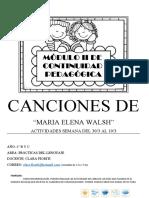 SECUENCIA MARIA ELENA WALSH 1RO 2020
