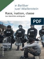Race, Nation, Classe Les Identités Ambiguës by Étienne Balibar, Immanuel Wallerstein (Z-lib.org)