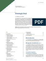 2016 Fisiología fetal A. Delabaere, D. Gallot