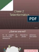 Teleinformatica Clase 2 14042021