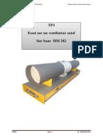 TP_3_ Essai sur un ventilateur axial