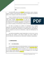 BCM 3° y 4°_ Estructura y función de las proteínas