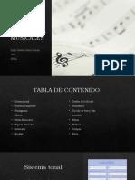 CONCEPTOS MUSICALES Sena