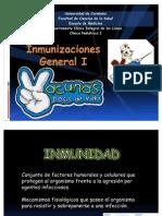 Inmunizaciones General I