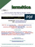 Revista Hermetica Nº6