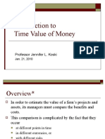 IntroductiontoTimeValueofMoney