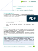 Clase 2_ Lo urgente y lo importante en la gestión directiva