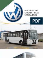 VW 17.230 - TITAN - URBANO -