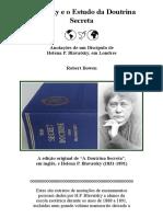 Blavatsky e o Estudo da Doutrina Secreta