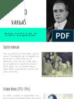 Getulio Várgas y Lázaro Cárdenas