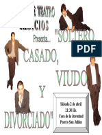 Grupo de Teatro INDICIOS presenta...