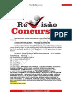 RECURSOS SEE-MG comum a todos os cargos 1 a 30 provisório