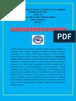 DIAGNÓSTICO 2011 2 B