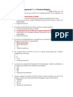 Preguntas Del 1 y 2 Parcial de Biologia