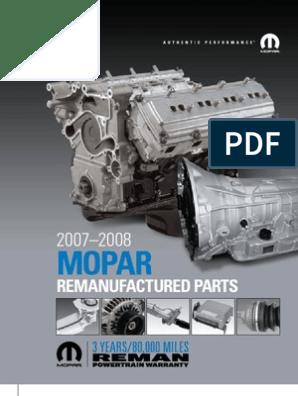 Dodge info | Chrysler | Automatic Transmission