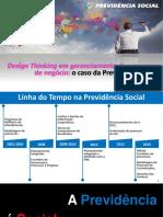 Design Thinking Em Gerenciamento de Processos de Negócio o Caso Da Previdência Social