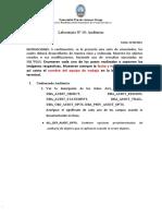 3. Laboratorio 10 - SGBD