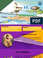 1ro Fe, Esperanza y Caridad