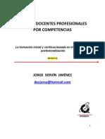 FORMAR DOCENTES PROFESIONALES POR COMPETENCIAS PDF
