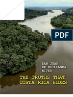 Nicaragua White Paper. The Hidden Truths Costa Rica