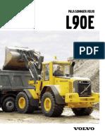 Volvo L90 E Brochure