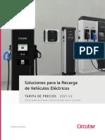 202106 Circutor Tarifa Recarga Vehículos Eléctricos 2021 v2