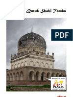 Pictoguide to Qutub Shahi Tombs | Download for $0.99 at www.goplaces.in