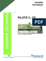 Dossier Technique Dossier Technique Pilote c, Ce. n Série de à