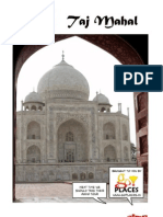 Pictoguide to Taj Mahal | Download for $1.99 at www.goplaces.in