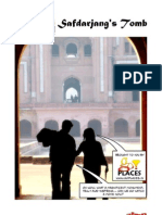 Pictoguide to Safdarjang's Tomb | Download for $0.99 at www.goplaces.in