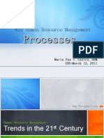 Key HRM Processes-MS2010