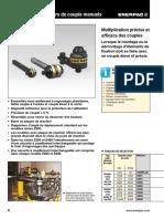 Manual Torque Multipliers French E415e