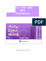 Arche Effel 2009 Evolutions SP3