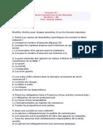exam 2 droit com s4