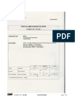 Etude TRAVAIL DU BOIS commandée par la FFSA au CNPP